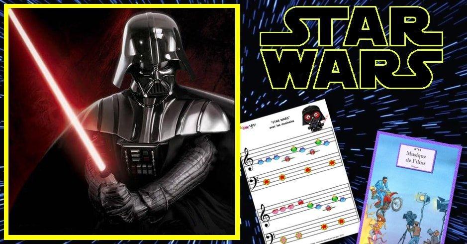 Partitions Star Wars Pour Enfants Et Conte Musical Mélopie