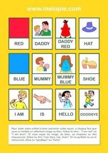 methode anglais enfant