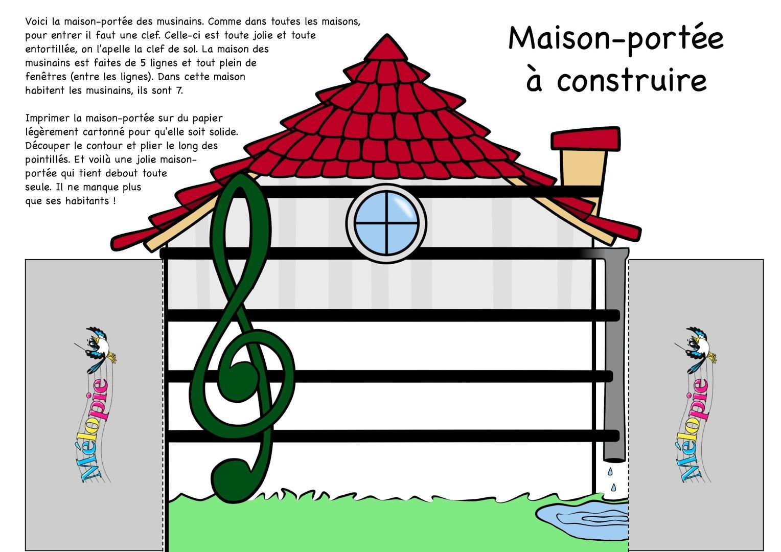 Portee Notes De Musique Dessin Musique Bricolage Et Melopie