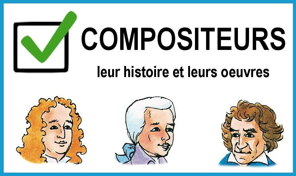 compositeurs de musique