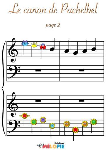 morceau piano 4 mains