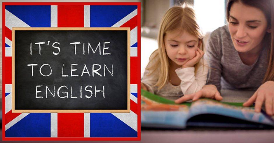 apprendre l'anglais à son enfant