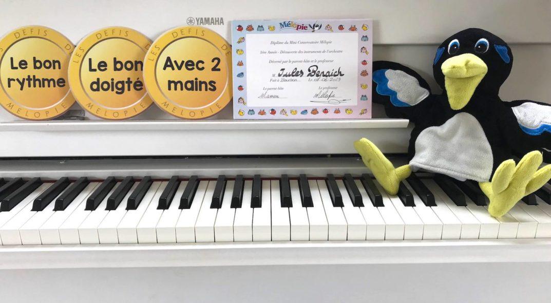 mélopie piano