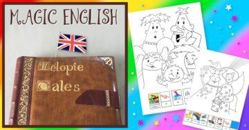 méthode anglais enfant