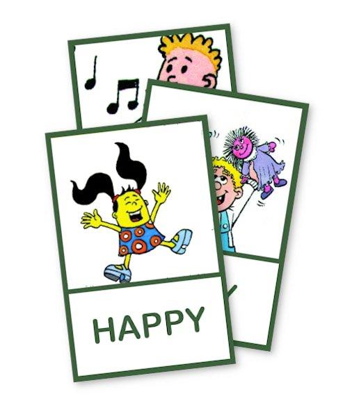 flashcards anglais à imprimer