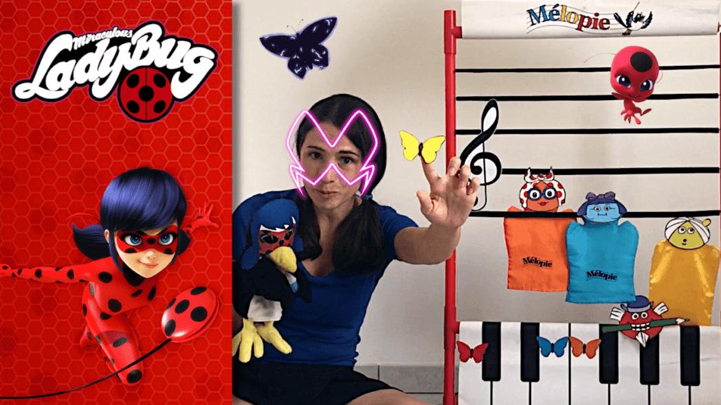 chanson miraculous ladybug