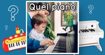 piano enfant lequel choisir