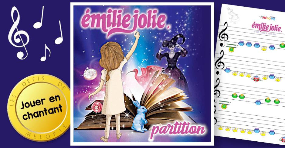 partition emilie jolie